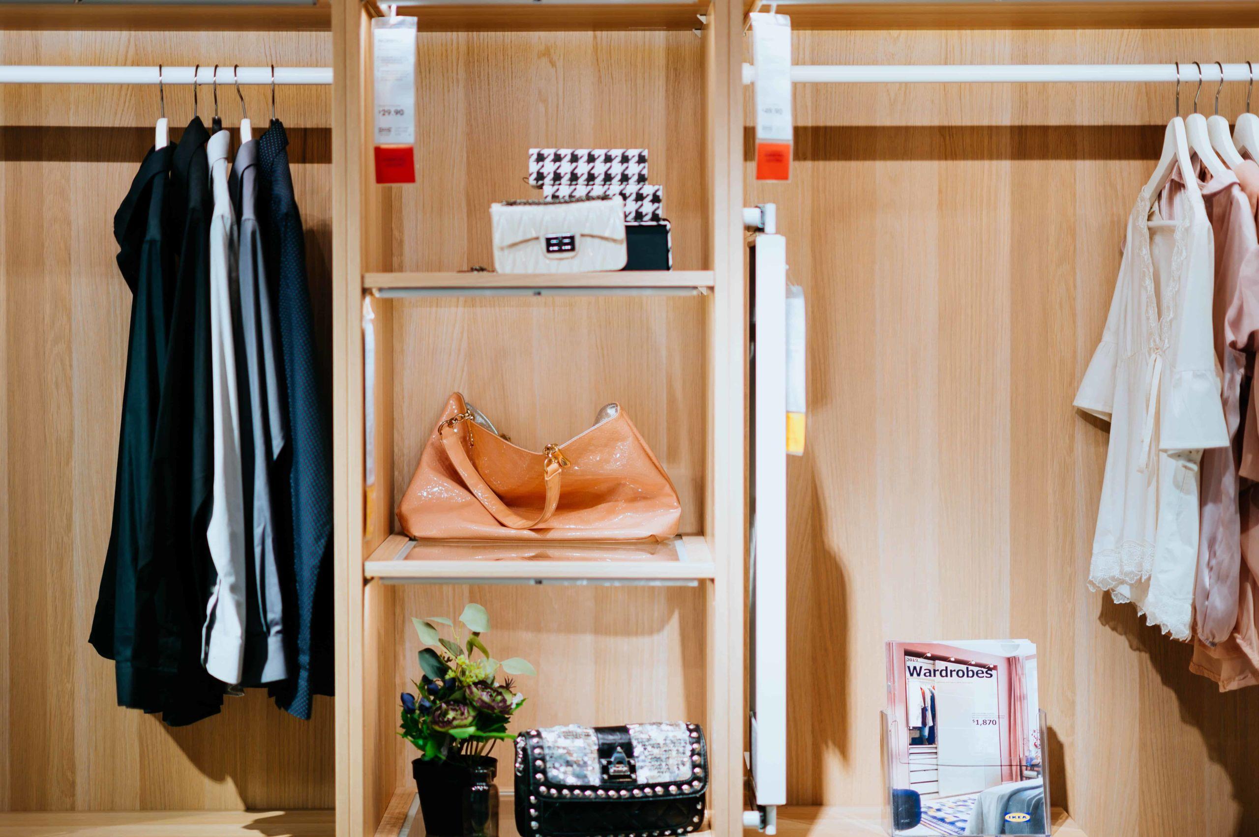 Profondeur Dressing Pour Cintre comment aménager un dressing soi-même ? - openmedia