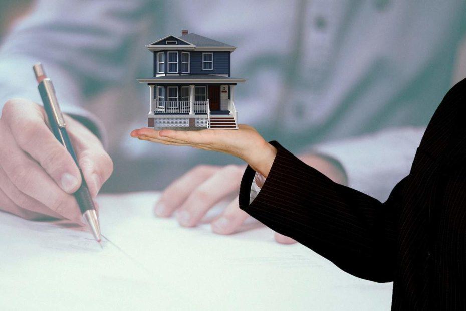 mise en location avec une agence immobilière