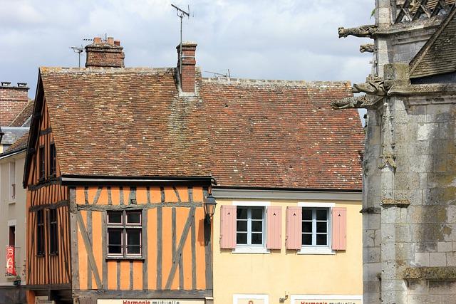 marché immobilier à Dreux