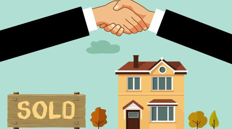 transaction agence immobilière